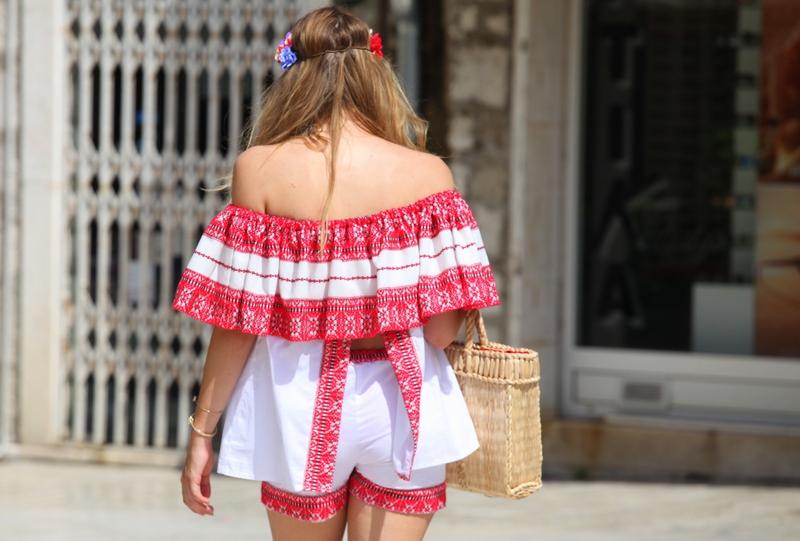 Kaviya Couture dress style boho chic Dubrovnik GoDubrovnik
