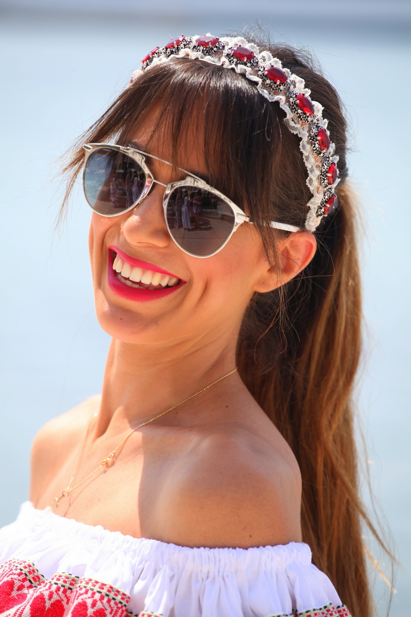 dress style boho chic Dubrovnik GoDubrovnik fashion tradition