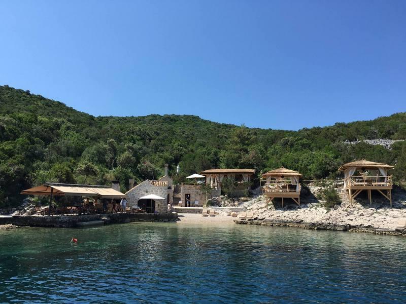 Bowa Mediterranean restaurant Dubrovnik trip travel Camila diary