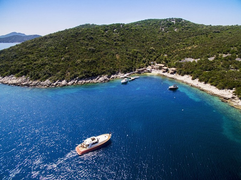 Bowa Dubrovnik Sipan Island