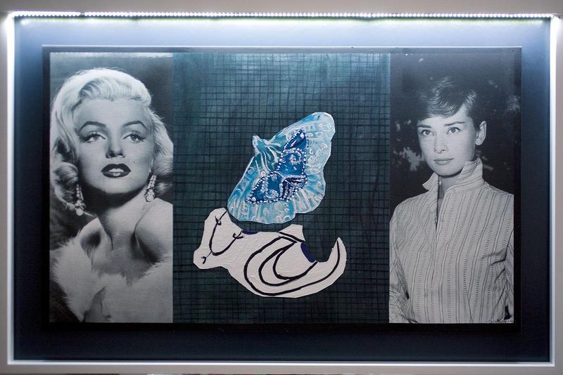 Hollywood izložba Mercedes Bratoš GoDubrovnik