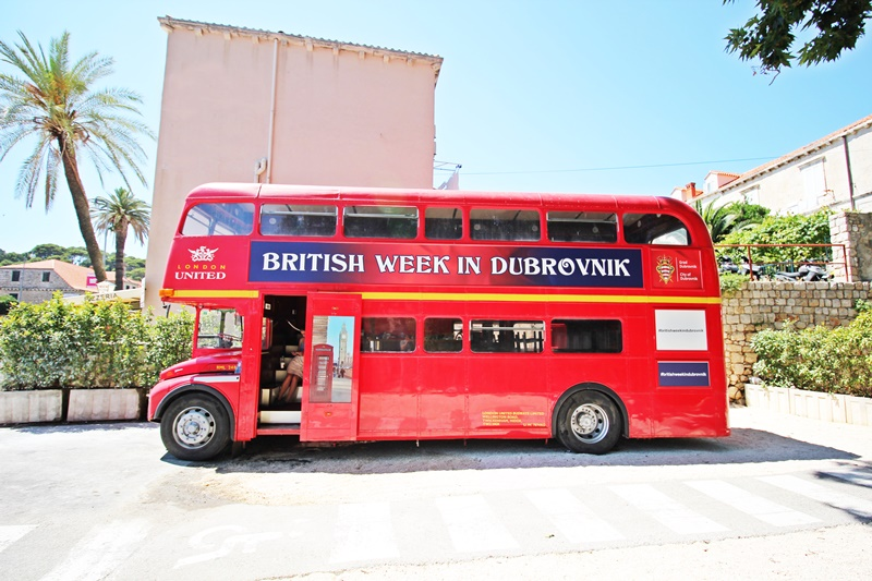 British Week Dubrovnik Culture Stradun Shakespeare