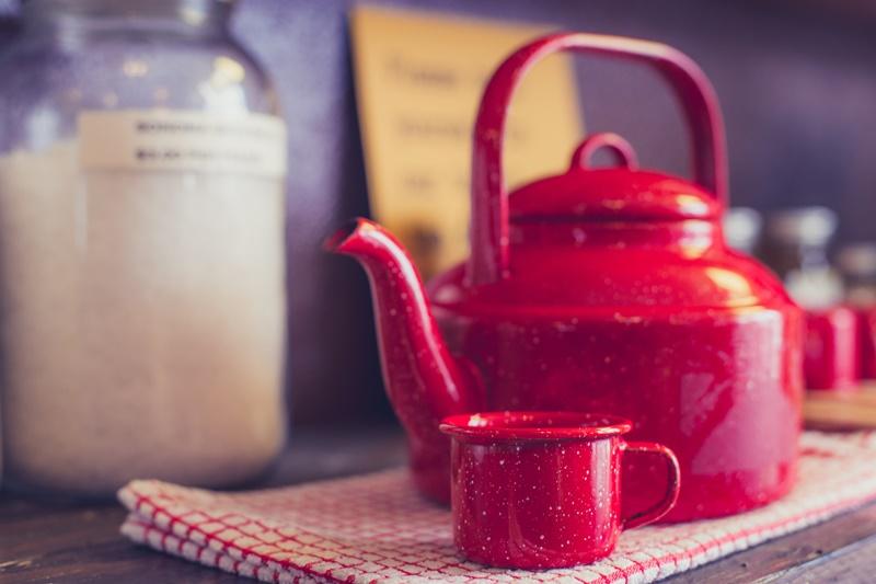 tea British week Dubrovnik Stradun