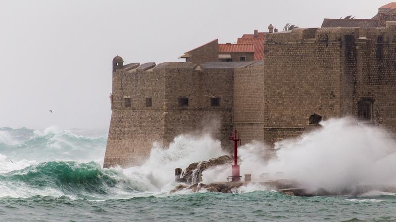 Bura Dubrovnik Weather Forecast December Dubrovnik Weather In Winter