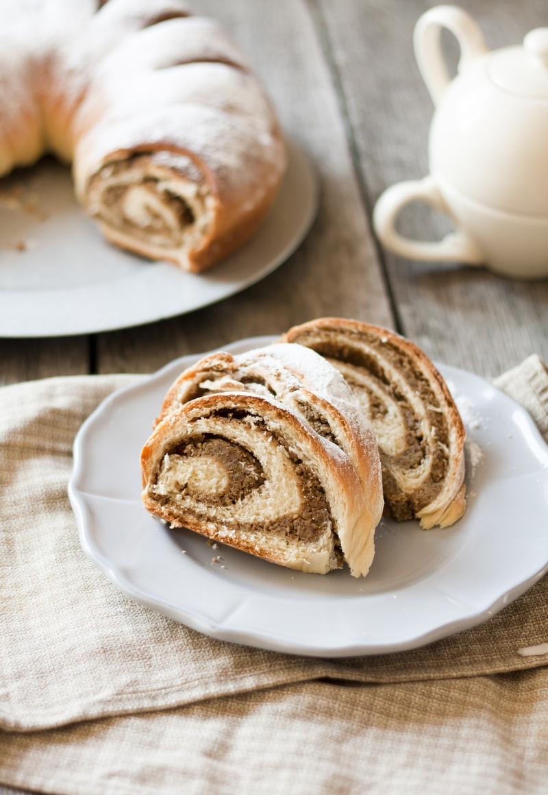 recipe Delicious Croatian walnut rolls GoDubrovnik