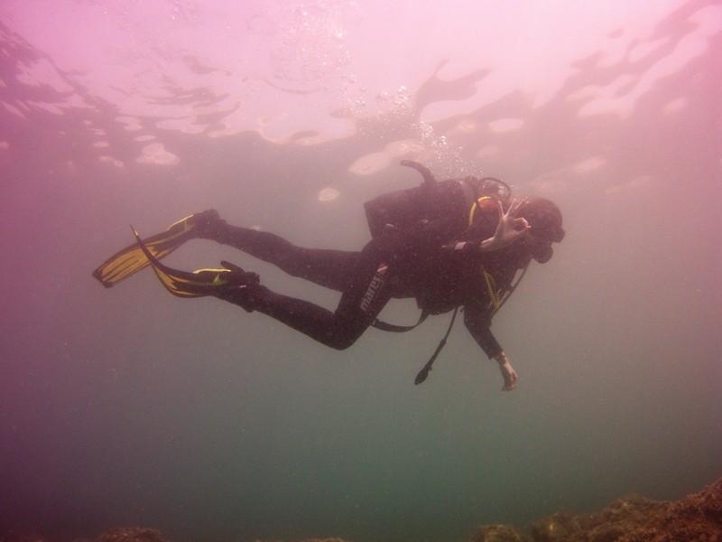 Abyss scuba diving travel trip diary Camila diary Dubrovnik GoDubrovnik