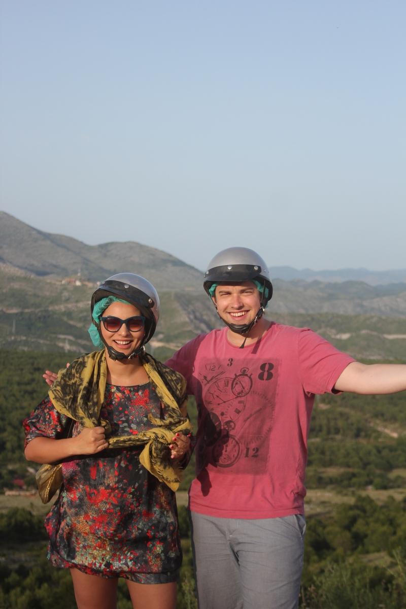 safari Baggy Dubrovnik GoDubrovnik Srđ trip travel diary