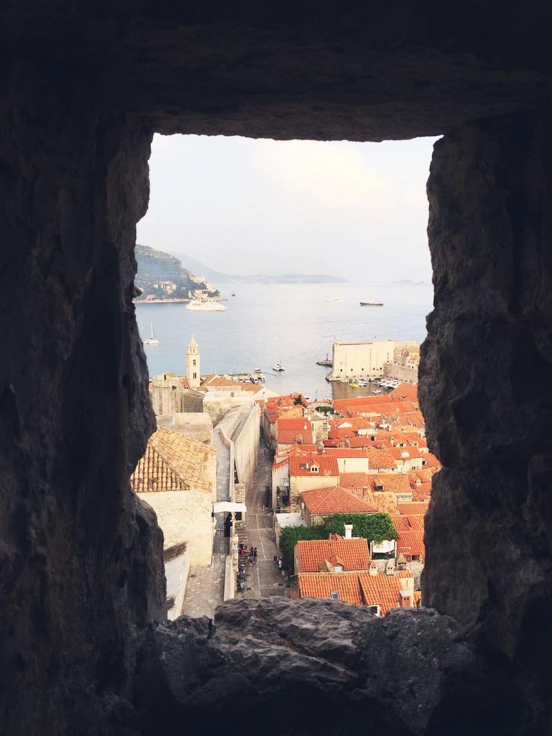 GoDubrovnik old town Dubrovnik window details winners Camila