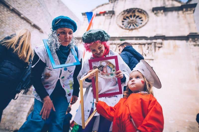 Dubrovnik Winter Festival Winter Events In Dubrovnik Advent In Dubrovnik Carneval