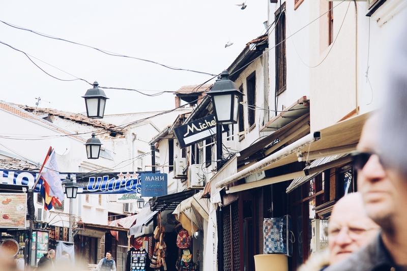 mostovi Putovanje TZ Skoplje Makedonija čaršija