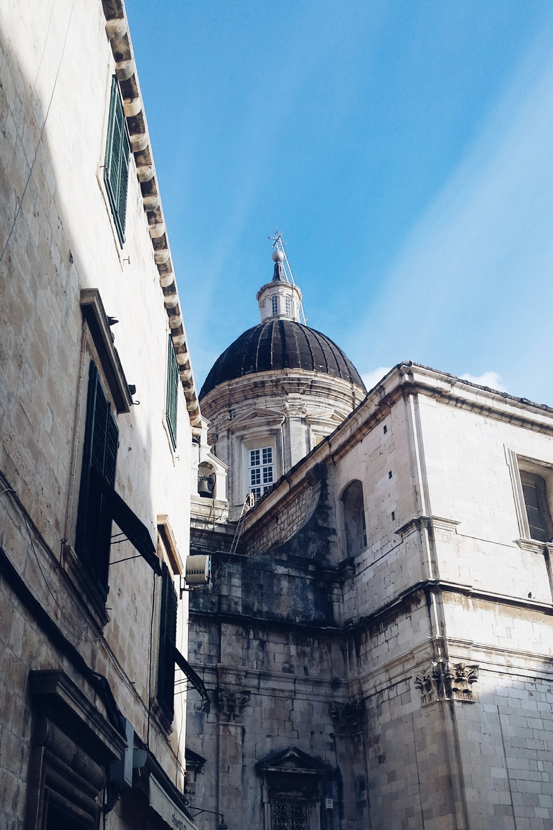 cathedral Vlaho Dubrovnik Photography Tour Travel Dubrovnik Instagram Photos