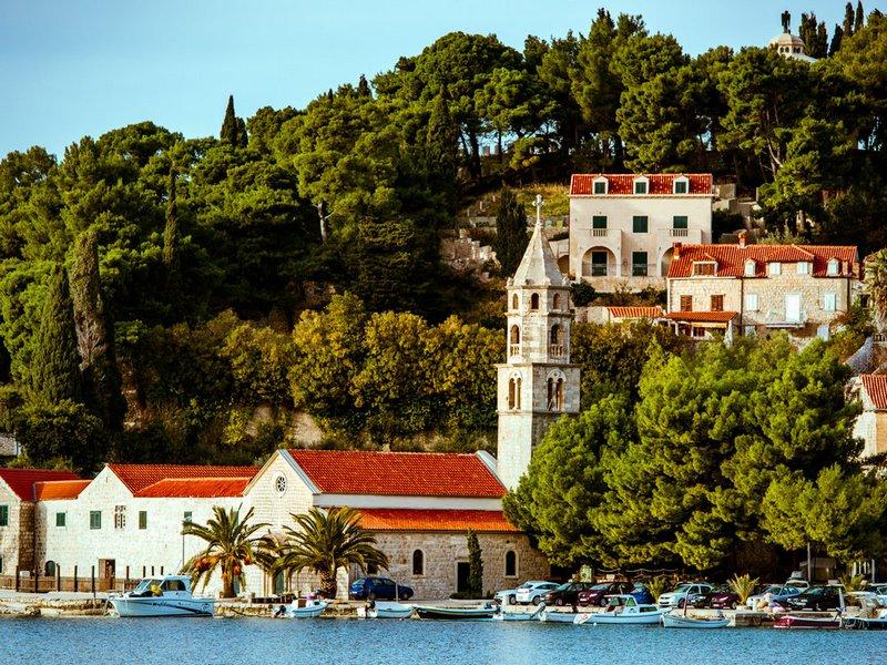 Cavtat Croatia Dubrovnik area