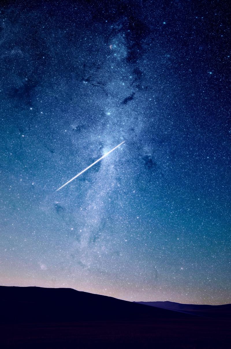 Meteor Showers Croatia sky astronomy