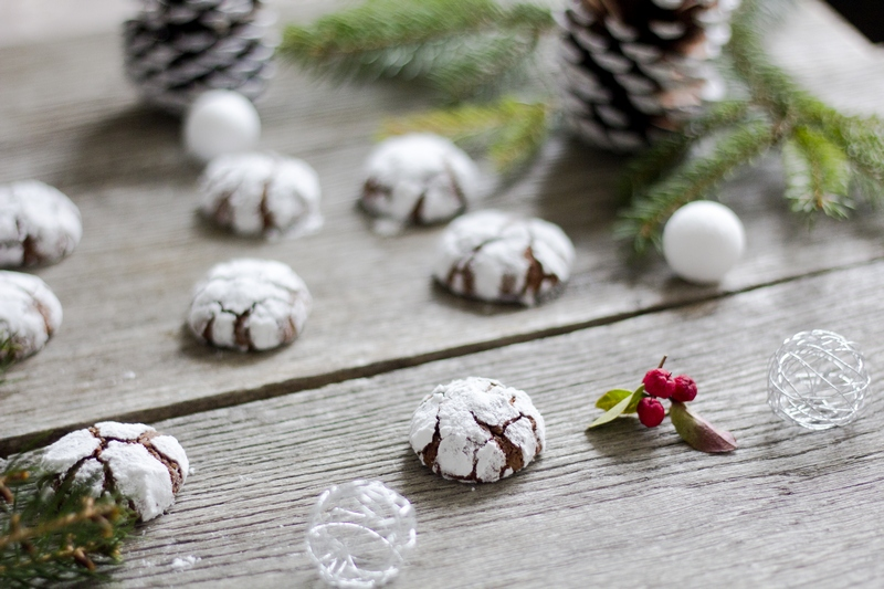 Tamara Novakovic chocolate crinkles dubrovnik recipe
