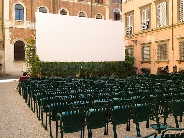 kino na otvorenome