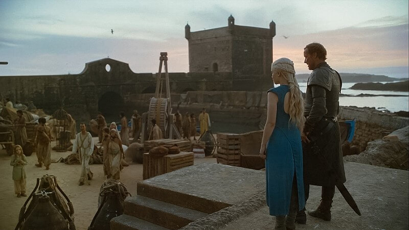 city of qarth dubrovnik game of thrones filming location