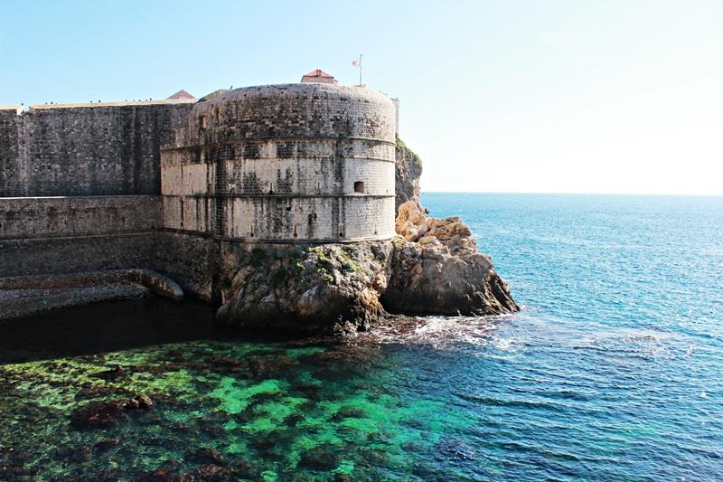 City Walls Dubrovnik Dubrovnik Legends