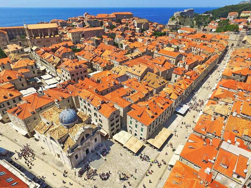 old town Dubrovnik CNN top destination