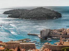 Island Lokrum cover Croatia bizarre Dubrovnik