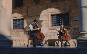 2Cellos Music Video Dubrovnik