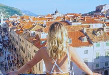 The Mindful Mermaid blogger dubrovnik travel chicago
