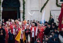Zatvaranje Festa sv. Vlaha Dubrovnik