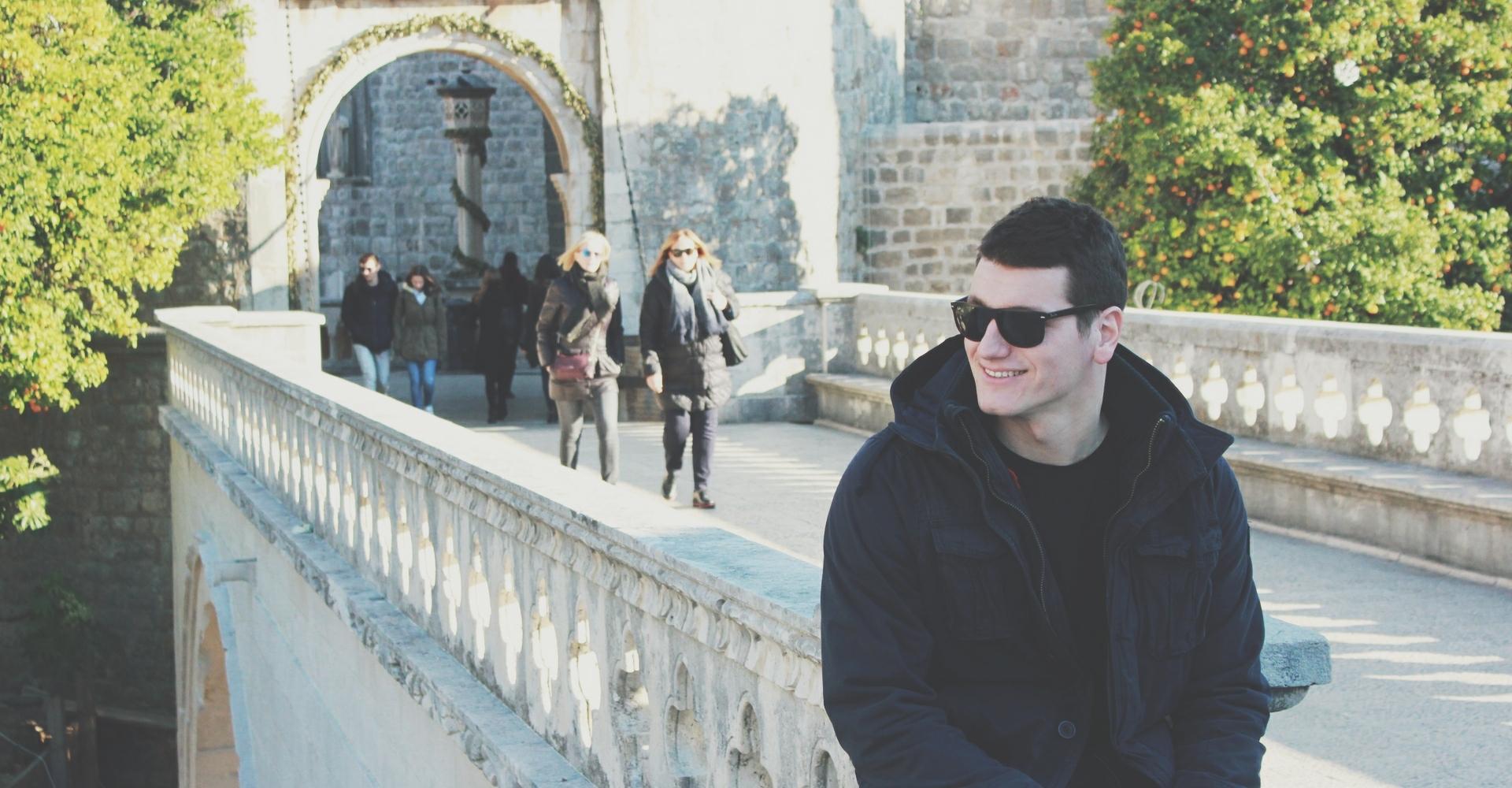 Marko Macan Jugo Vaterpolo Dubrovnik Dečko iz Grada