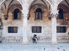 Old Town Dubrovnik Croatia