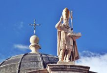 st. Vlaho in Dubrovnik book for children
