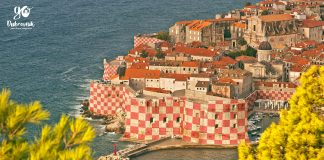 cro euro2016 croatia dubrovnik croatian team croatian fans