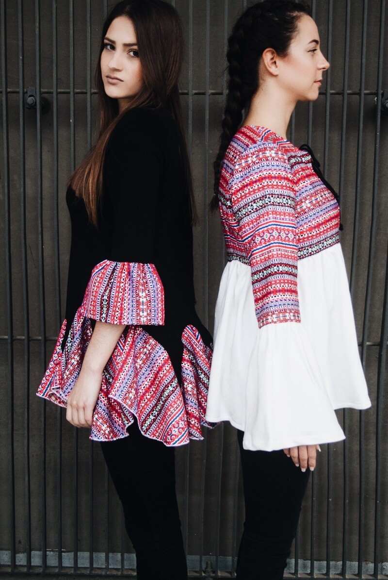 Fashion brand from Croatia Salut Zagreb