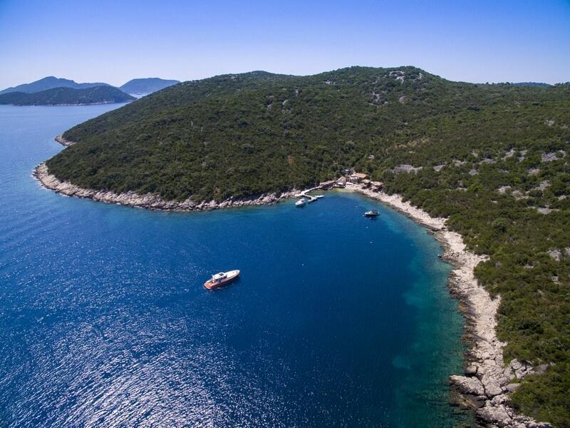 Croatia Island Sipan Elaphiti islands