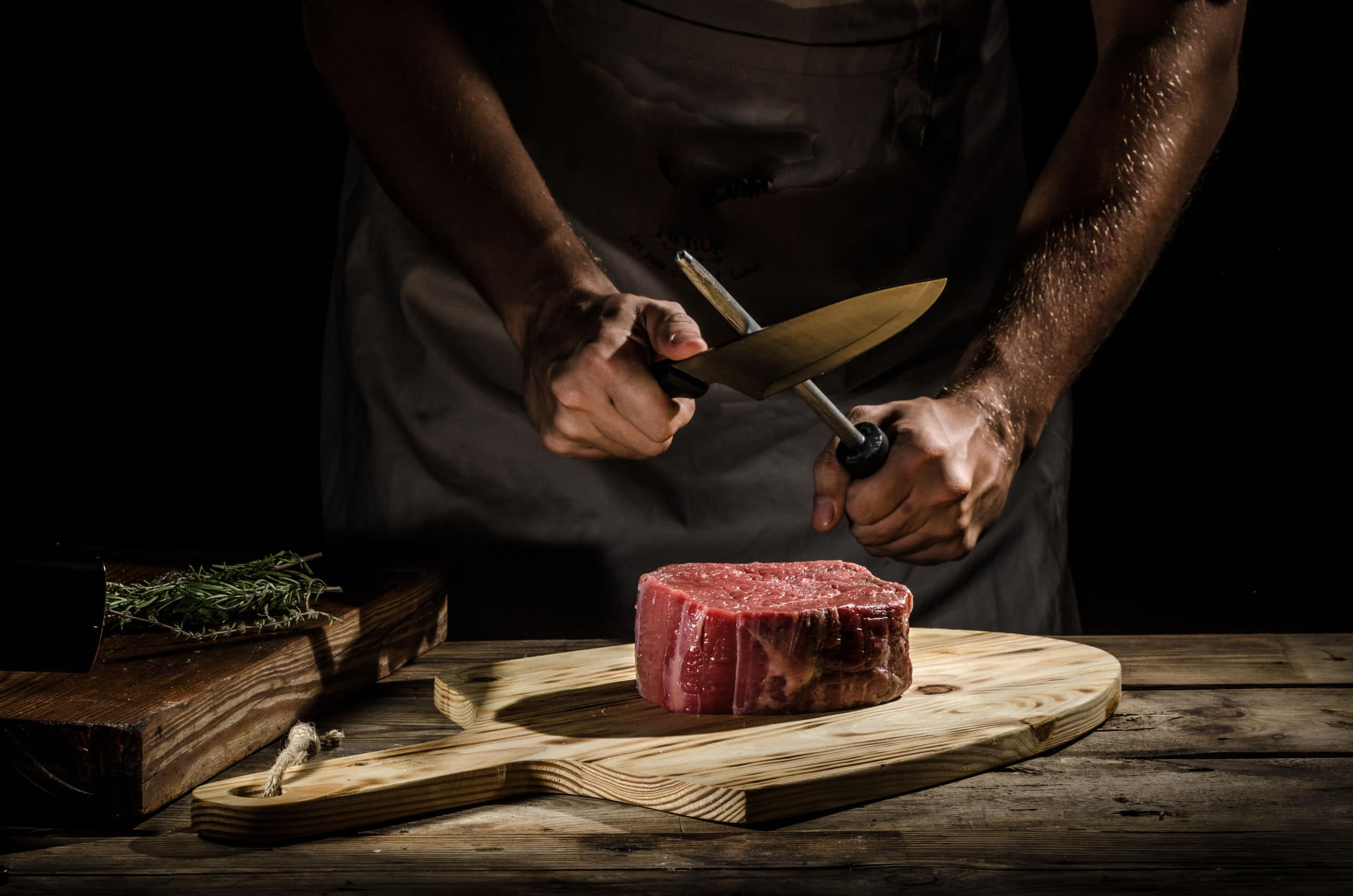 how to cut beef