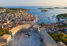 Hvar Old Town Island
