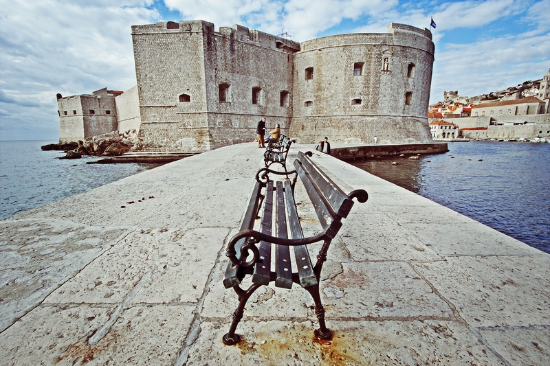 Dario Bandur photo photography Dubrovnik GoDubrovnik Adriatic coast street