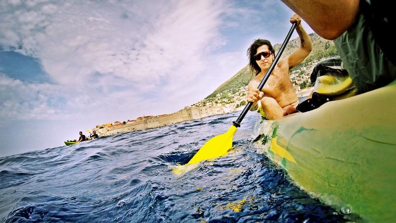 Dario Bandur photo photography Dubrovnik GoDubrovnik kayaki party summer