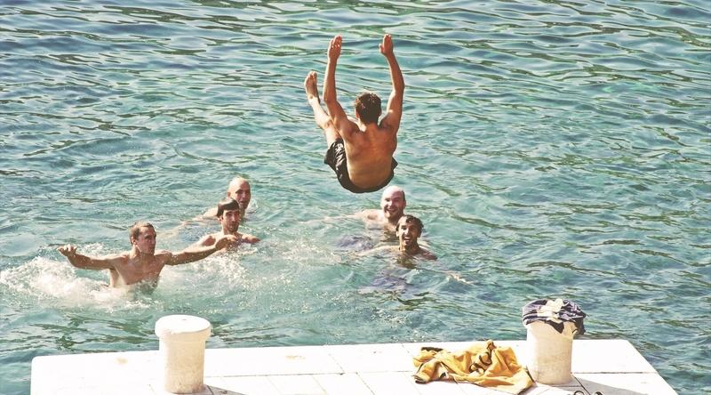 Dario Bandur photo photography Dubrovnik GoDubrovnik beach party