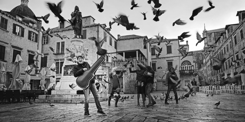 Dario Bandur photo photography Dubrovnik GoDubrovnik party summer music art artist