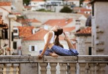 Dario Bandur photo photography Dubrovnik GoDubrovnik yoga