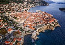 city walls Fortress monuments Dubrovnik GoDubrovnik Sponza Stradun Street