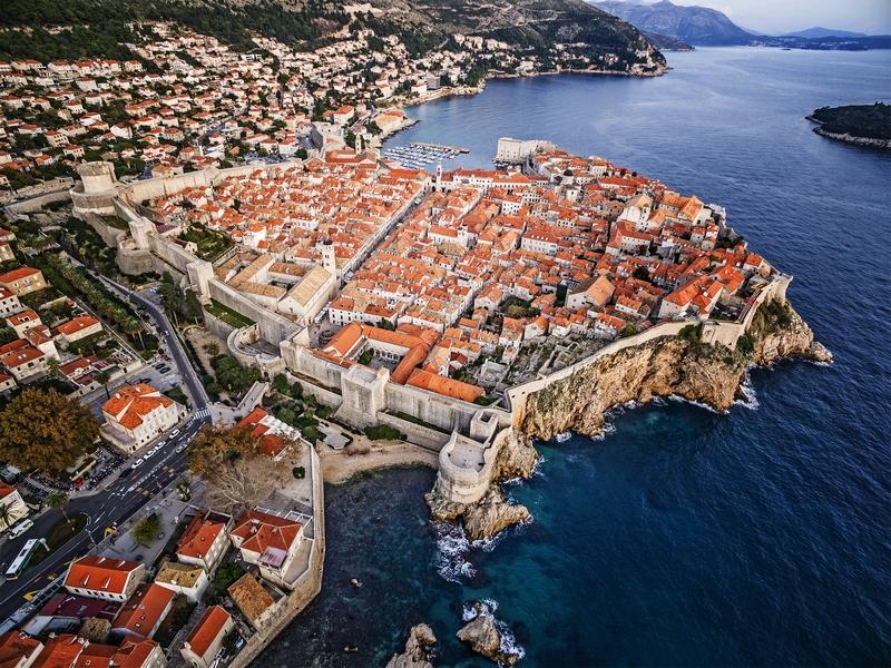 edit Dario Bandur photo photography Dubrovnik GoDubrovnik Adriatic coast street