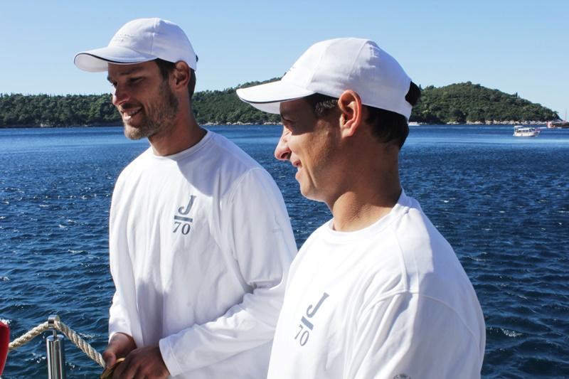 fantela i marenić u dubrovniku Villa Dubrovnik jedrenje Olimpijske igre