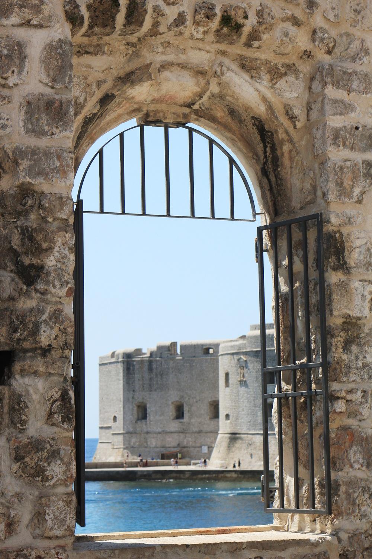 lazareti second hand sale Dubrovnik charity