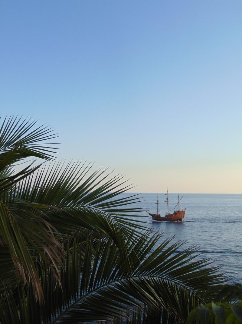 Adriatic Sea GoDubrovnik Old Town karaka trip