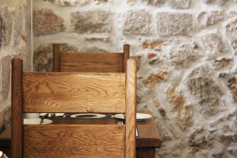 stolica Bistro Tavulin dubrovnik
