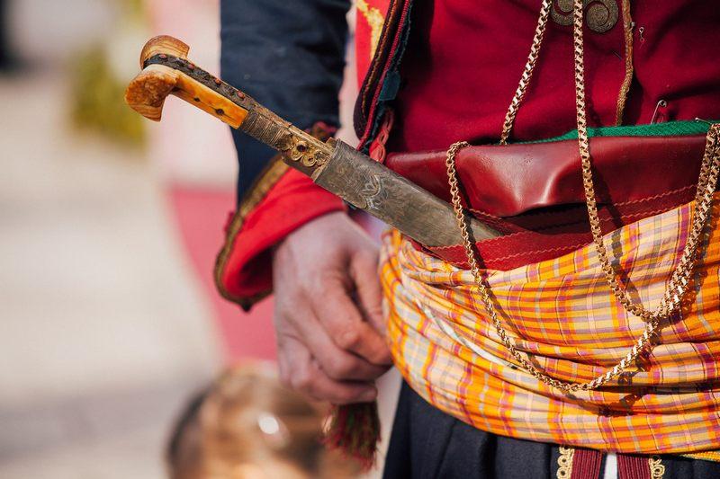 oprema Festa sv. Vlaha Dubrovnik