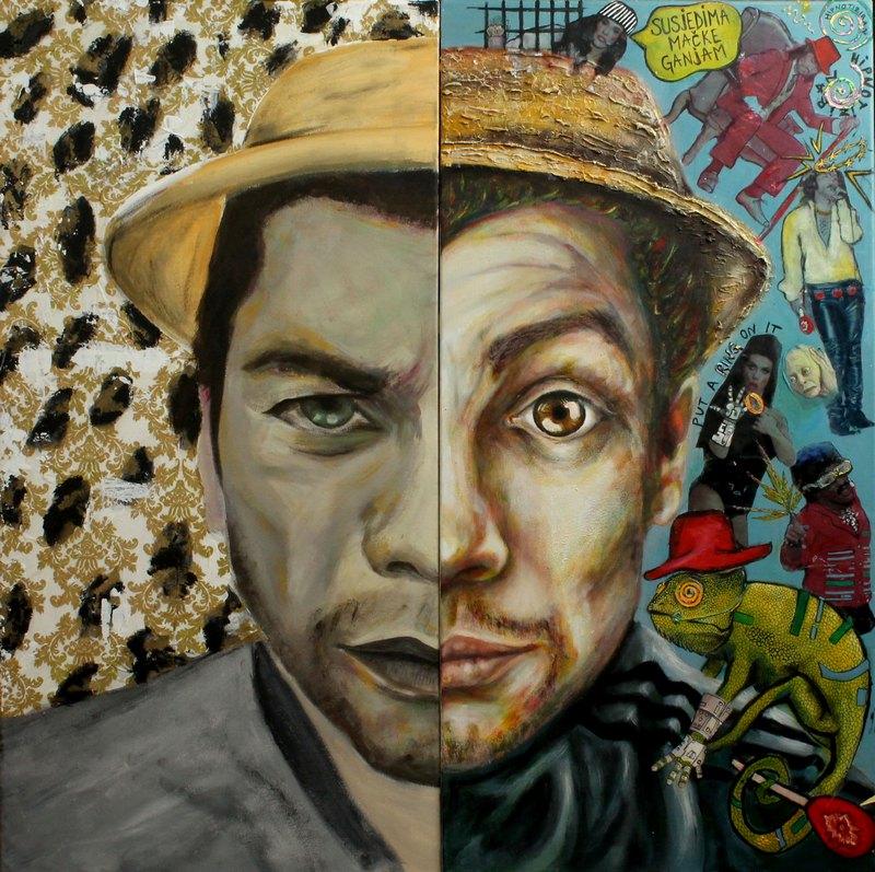 Petreković Mario Diobanaoba team art street artist