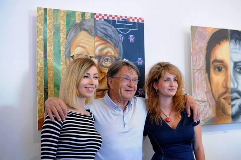 Diobanaoba team Dubrovnik Ćiro Blažević art street art