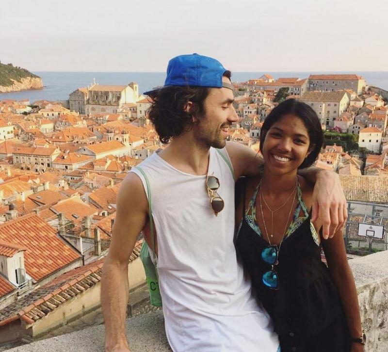Jerremy Carre GoDubrovnik Dubrovnik love trip travel girlfriend