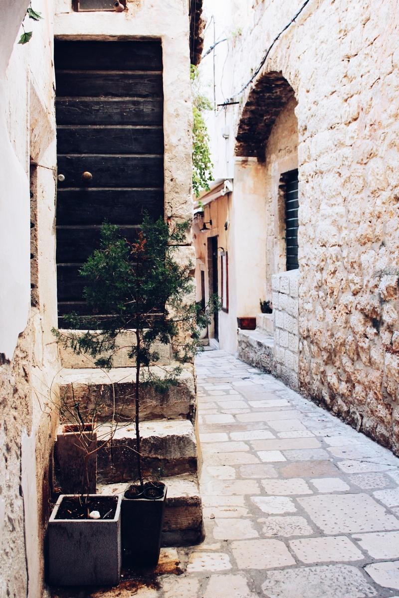 streets Orlando Dubrovnik travel explore